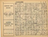 Cheshire T1N-R14W, Allegan County 1954